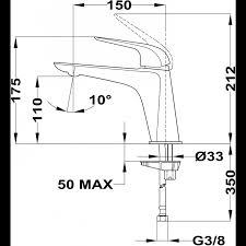 <b>Смеситель для раковины</b> (умывальника) <b>TEKA</b> Itaca 673860210 ...