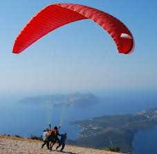 paragliding places in india