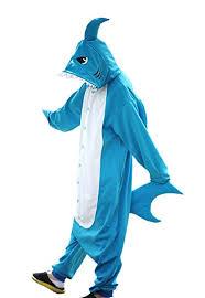 WOTOGOLD Animal <b>Cosplay Costume</b> New <b>Shark</b> Unisex Adult ...