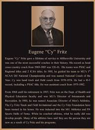 cy fritz foundation click on the plaque to enlarge it