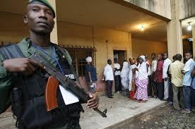 Guinea halts poll rally amid chaos | Europe | Al Jazeera
