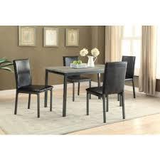 Garza <b>Five</b>-<b>Piece Dining</b> Set | 100611-S5 | Dining Room Groups ...