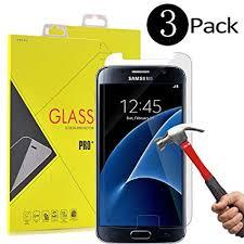 SUMOON S7protector Galaxy S7 Screen Protector, <b>Tempered Glass</b> ...
