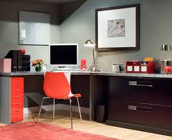 open space home office computer desk and chair best home office computer