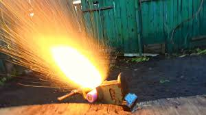 Как у меня взлетел Аккумулятор Литий оказывается взрывается ...