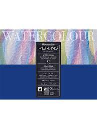 Альбом для акварели Watercolour Studio 300г/м.кв 26x36см Фин ...
