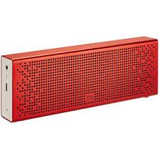 <b>Беспроводная стереоколонка Mi</b> Bluetooth Speaker, красная купить