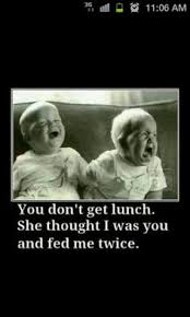 Twin things! on Pinterest | Twin, Baby Memes and First Halloween via Relatably.com