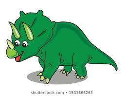 Royalty-Free Cartoon <b>Triceratops</b> Stock Images, Photos & Vectors ...