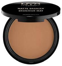<b>NYX professional makeup</b> Бронзирующая пудра Matte <b>Bronzer</b> ...