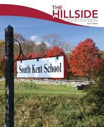 2017 Fall Hillside by South Kent School - issuu
