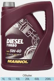 <b>Diesel Turbo</b> | <b>Mannol</b>