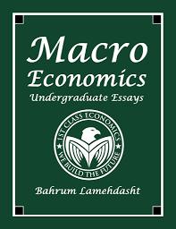 macroeconomics undergraduate essays by bahrum lamehdasht online