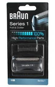 <b>Сетка</b> и <b>режущий блок Braun 11B</b> (Series 1) — купить по низкой ...