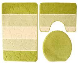 Orion <b>Bathroom Furniture 3</b>-<b>Piece</b> Set 50 x 80 cm kiwi green beige ...
