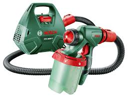 Краскопульт <b>Bosch PFS</b> 3000-2 — купить в интернет-магазине ...
