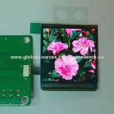 <b>1.63</b>-<b>inch</b> Watch Phone <b>AMOLED Display</b> Module with Full Color ...