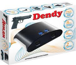 Купить <b>Игровая</b> консоль <b>DENDY</b> 255 игр, световой пистолет ...