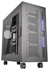 Компьютерный <b>корпус Thermaltake Core W100</b> CA-1F2-00F1WN ...
