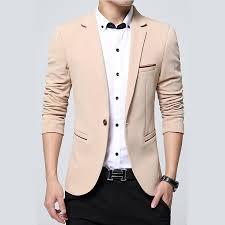 Dropshipping <b>Men</b> Blazer <b>Autumn</b> Spring Luxury Brand High Quality ...