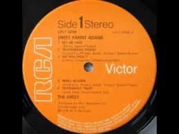The <b>Sweet</b>: <b>Sweet Fanny</b> Adams (1974) (Side A) - YouTube