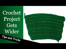 Why Does My <b>Crochet</b> Project Get Wider? Tips and Tricks Video ...