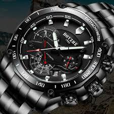 <b>BOYZHE Mens Luxury</b> Fashion Waterproof Automatic Mechanical ...