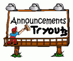 Image result for tryouts