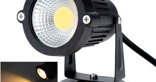 10W 85-265V AC IP65 Green Aluminum <b>LED</b> Lawn Spot <b>Light Lamp</b> ...