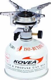 Газовая <b>горелка Kovea</b> KB-0408 <b>Hiker</b> Stove, купить по доступной ...