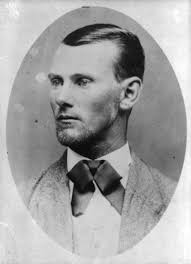 Jesse James – Confederate soldier and notorious outlaw. Born September 5, 1847. Age 165. - 435px-jesse_james_portrait