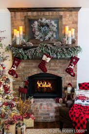 cabin decor lodge sled: cozy cabin charm meets traditional holiday by coupling warm and rustic accent pieces with elegant christmas