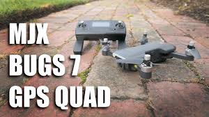 MJX Bugs 7 <b>GPS</b> QUAD - YouTube