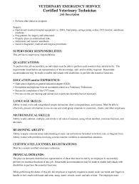 vet tech resume cover letter veterinary technician resume job resume sample veterinary assistant resume with no veterinary technician resume examples