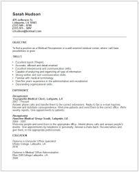 receptionist resume samples  receptionist resume sample    use this receptionist resume example   responsibilities  skills and