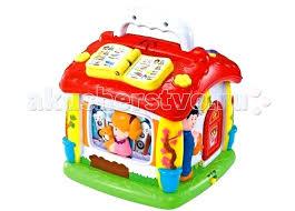 Игровой центр для малышей Домик <b>Huile Toys</b> — купить в Москве ...
