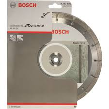 <b>Алмазный диск</b> по бетону <b>BOSCH</b> Standard for Concrete 230мм ...