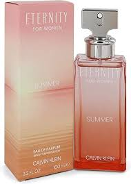 Calvin Klein Eternity Summer 2020 Eau de Parfum for ... - Amazon.com