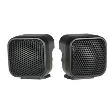 <b>1 Pair</b> Car <b>500W</b> Speaker Audio Super Power Loud Dome Tweeter ...