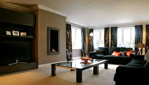 paint colors living room brown wall color ideas for living room with black furniture