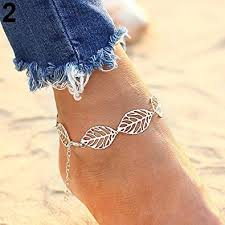 Adonpshy Anklets&Women Fashion Summer Hollow ... - Amazon.com
