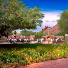 style dining room paradise valley arizona love: lons at the hermosa paradise valley az