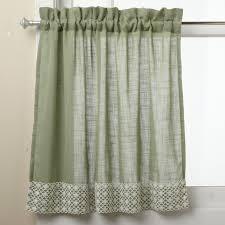 Kitchen Curtains At Walmart Bathroom Window Curtains Walmart Home Design 2017