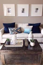 this living room is shared with the dining room keeping it with the same color amazing living room color