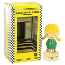 <b>Harajuku Lovers Wicked</b> Style Love Eau De Toilette Spray (Tester ...