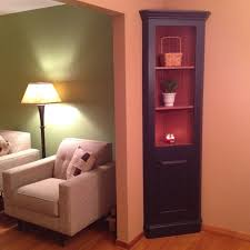 corner cabinets dining room: custom corner cabinet for small dining room