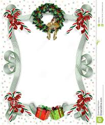 christmas border traditional stock photo image  christmas border traditional