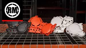Acerbis X-Power Crankcase and Ignition/<b>Clutch Cover</b> Kit - YouTube