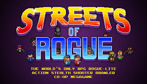 Streets of <b>Rogue</b> Soundtrack в Steam
