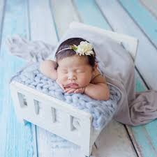 <b>Newborn Props</b> for <b>Photography</b> Wood Bed <b>Newborn</b> Posing <b>Baby</b> ...